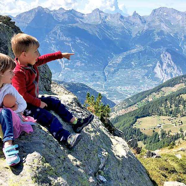 Ταξίδια Με Νήπια: Nendaz, Ελβετία με την PackedAgain