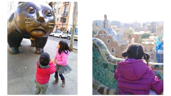 Ταξίδια Με Νήπια: Βαρκελώνη με τη Latitude41