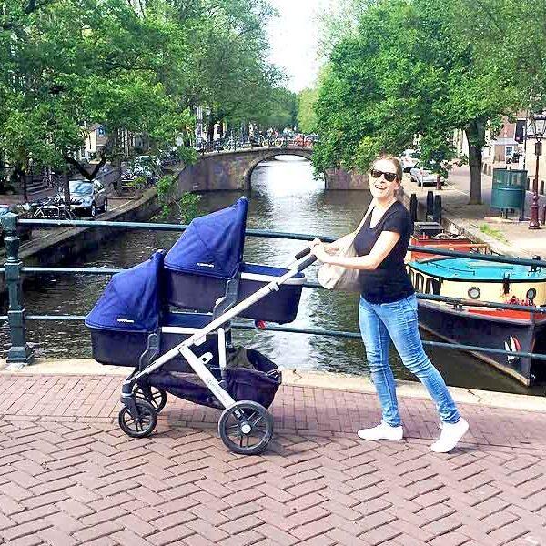 Ταξίδια Με Νήπια: Άμστερνταμ με την Then I Had Twins