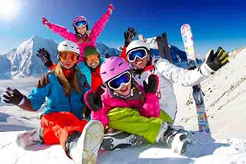 Mountain Ski Break: Διακοπές-Όνειρο για γονείς και παιδιά!