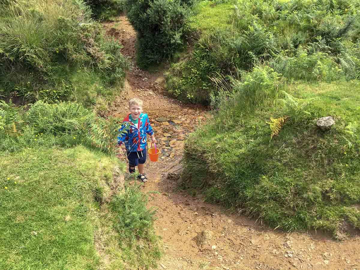 Ταξίδια Με Νήπια: Devon και Κορνουάλλη