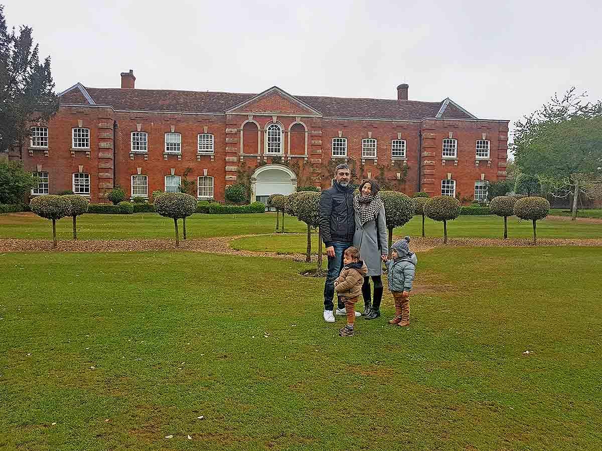 Oργανωμένο Ταξίδι για Οικογένειες στην Αγγλική Εξοχή