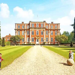 Our Stay At Chicheley Hall