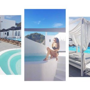 Our Stay At Kalisti Hotel & Suites Santorini