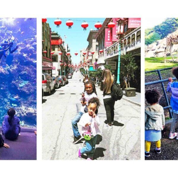 Ταξίδια Με Νήπια: Σαν Φρανσίσκο με την Toddler Abroad