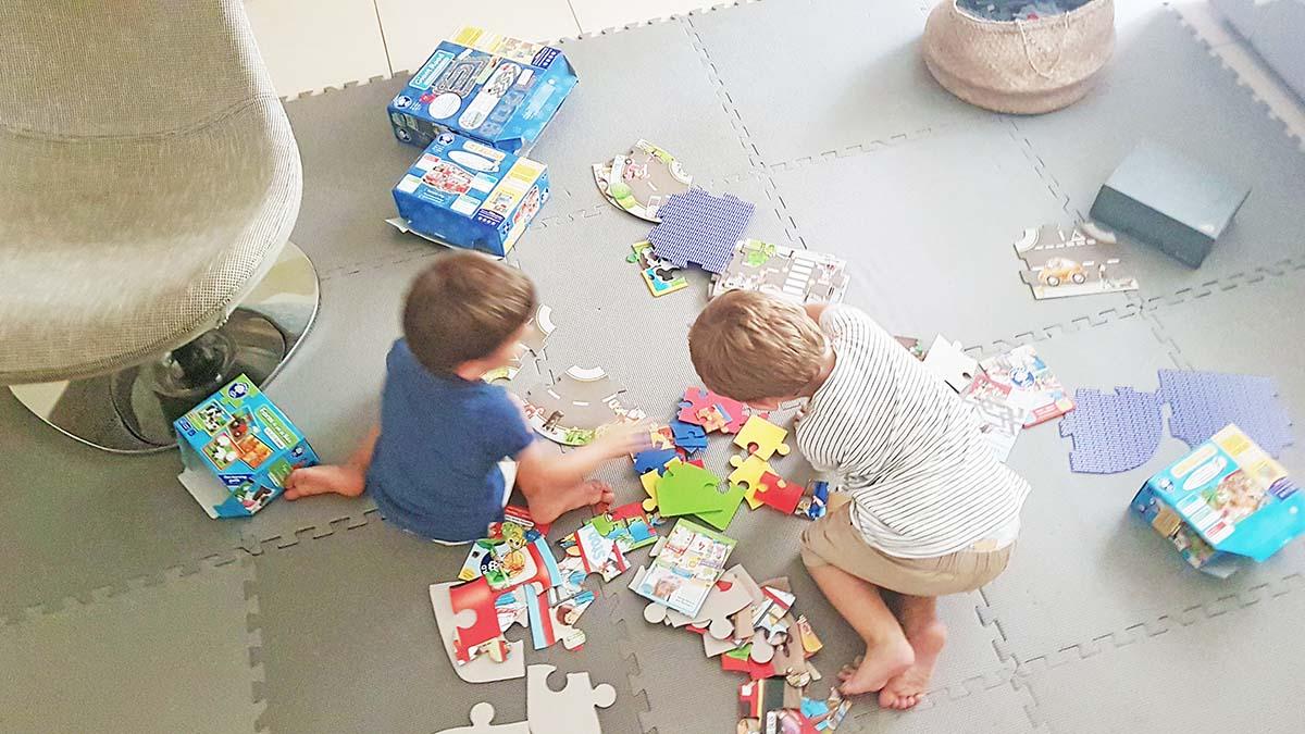 Τα Δίδυμα Είναι 3χρονά! (και δεν μπορώ να το πιστέψω)