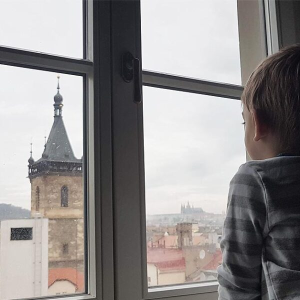 Στο family friendly Hotel Suite Home Prague