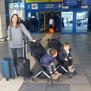 Χειμερινό Οικογενειακό Ταξίδι ΜΟΝΟ Με Χειραποσκευές