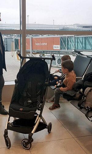 GB Pockit+ All City: το τέλειο καρότσι για πτήση με νήπια