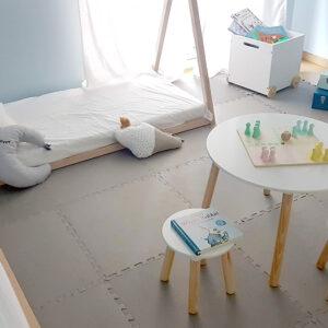 Το παιδικό δωμάτιο των διδύμων