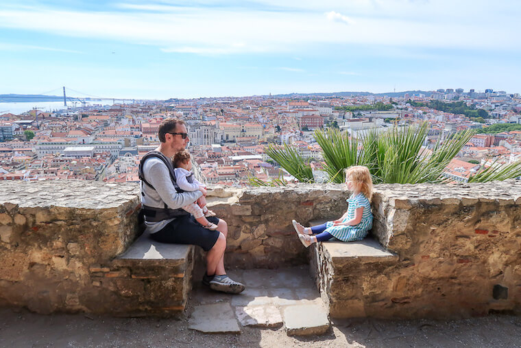 Lisbon With Toddlers