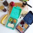 Υγιεινά Γεύματα Για Το Σχολείο Και Το Ταξίδι