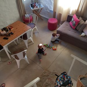 Our Stay at Methoni's Finest Luxury Villas with babies