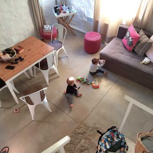 Η διαμονή μας στις Methoni's Finest Luxury Villas με μωρά